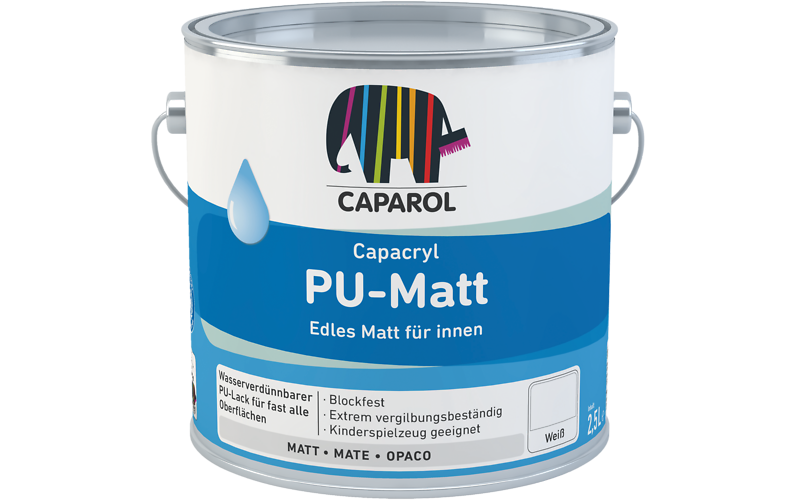 Capacryl PU matt